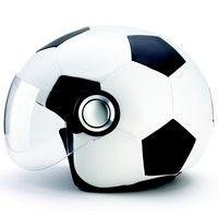 Casque Torneo: enfant de la balle!