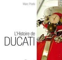 Lancement du tome 1 de l'histoire de Ducati ce week-end à Weize (B).
