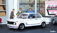 Miniature : 1/43ème - BMW 2002 turbo