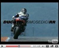 Vidéo Moto : Naissance de la Desmosedici RR [Partie 1]