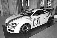 Audi TT: une version GT4