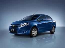 Un prototype de Chevrolet New Sail électrique prévu pour fin 2010