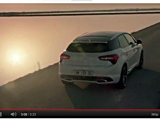 [vidéo] De C-SportLounge à la Citroën DS5