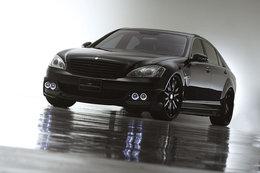 Mercedes Classe S Black Bison Edition by Wald : la noiraude