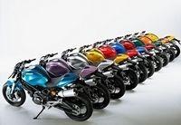 Colour Therapy : 10 nouvelles teintes pour les Ducati Monster 696 et 1100 [44 images + 1 vidéo]