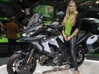 Kawasaki Versys 1000 et Versys 1000 SE - EICMA 2018 : Osée !