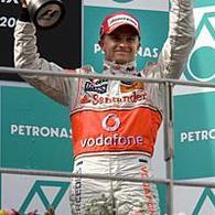 Formule 1 - Malaisie: Kovalaïnen commence à avoir ses fans chez McLaren