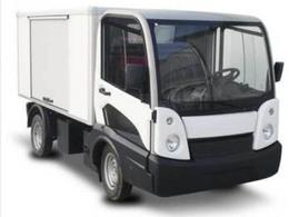 Salon Pollutec 2010 : le nouvel utilitaire Goupil G5 bi-mode  électrique/hybride