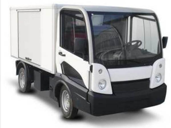 salon pollutec 2010 le nouvel utilitaire goupil g5 bi mode lectrique hybride. Black Bedroom Furniture Sets. Home Design Ideas