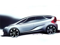 Salon de Genève 2008 : Hyundai dévoilera en première mondiale son concept car HED-5