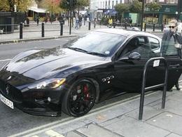 Le SUV ? très peu pour Kylie Minogue qui préfère rouler en Maserati Gran Turismo S