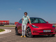 Les essais de Soheil Ayari : Tesla Model 3 Performance : court-circuit
