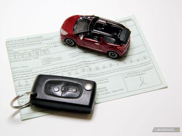 Non-assurance auto: jusqu'à 750 000 voitures concernées en France