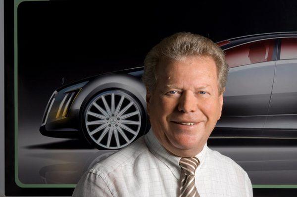 Design : Peter Pfeiffer va quitter Mercedes