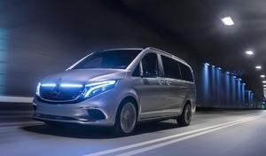 Mercedes EQV : un prix à plus de 70000€