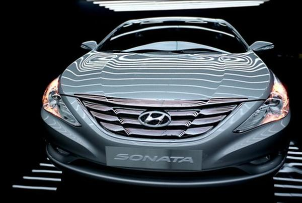 Nouvelle Hyundai i40/Sonata : effilée