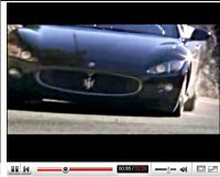 "Vidéo : Maserati Granturismo S : ""beauty and soul"" à l'italienne"