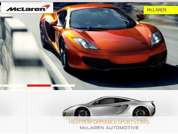 La future McLaren de route ne s'appellera pas MP4-27