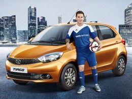 Lionel Messi fait la promotion de la Tata Tiago