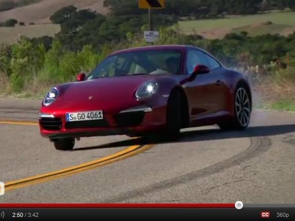 Evo : Chris Harris a déjà essayé la génération 991 de la Porsche 911
