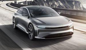 Véhicule électrique - Ford intéressé par le rachat de Lucid Motors?