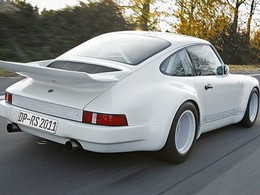 Porsche 911 DP Motorsport. Light is right sauce teutonne