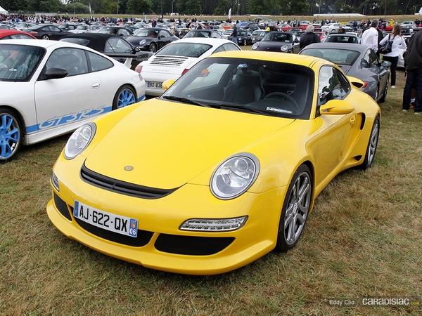 Photos du jour : Delavilla VRS (Le Mans Classic)