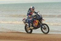 Rallye OilLibya de Tunisie 2009: impressions après l'étape n°1.