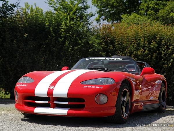 Photos du jour : Dodge Viper RT/10 (Le Mans)