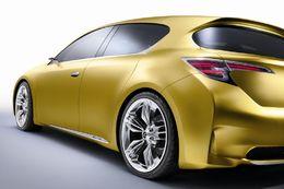 Francfort 2009 : la Lexus LF-Ch et le reste