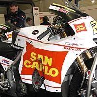 Moto GP - Japon: Elias aura un châssis 2008