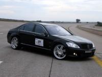 Mercedes Classe S T13 by Brabus : 327 km/h !