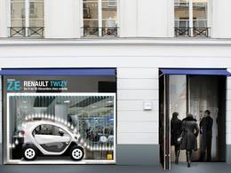 """(Minuit chicanes) Il paraît que la Renault Twizy est un """"objet d'art automobile"""""""