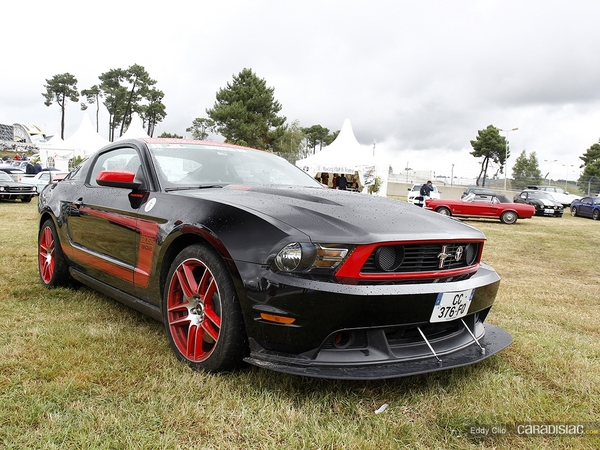 Photos du jour : Ford Mustang Boss 302 (Le Mans Classic)