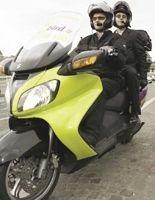 Motos Taxi : Ils veulent une reconnaissance professionnelle.