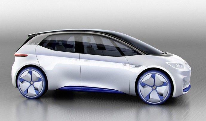 Volkswagen : la première électrique I.D bien moins chère que la Tesla Model 3