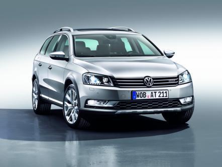 Nouvelle Volkswagen Passat Alltrack