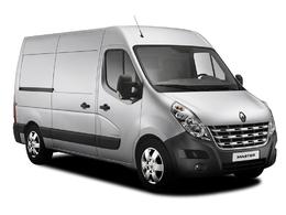 Renault Master: direction Brésil