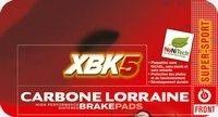 Nouveauté Carbone Lorraine : les plaquettes de frein XBK5.
