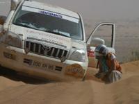 Rallye Aïcha des Gazelles: Etape 5 de transition