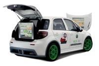 Suzuki SXBox Concept : une XBox 360 roulante à L.A !
