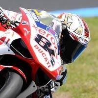 Superbike - Test Phillip Island D.2: Fabrizio prend les choses en main chez Ducati