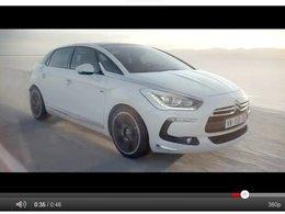 [vidéo pub] Pêchue, la pub Citroën DS5