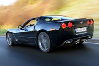 """Corvette """"Competition"""": célébrer les victoires"""