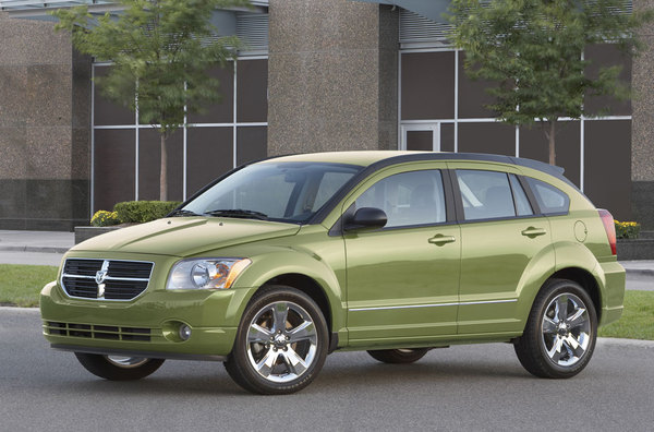 dodge caliber, photo #3