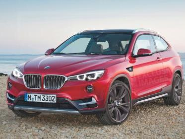 l 39 arriv e d 39 un in dit bmw x2 se confirme pour 2017. Black Bedroom Furniture Sets. Home Design Ideas