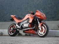 """Petits """"arrangements"""" autour de Honda GL1500 Turbo made in Grèce"""