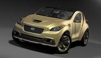 L.A Auto Show: Hyundai Hellion. Ne partez pas tout de suite