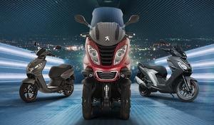 Peugeot Motocycles : des offres de financement jusqu'au 31 juillet
