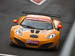 GT World - McLaren avec Hexis Racing!